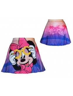 Fusta copii Disney Minnie Mouse 3-8 ani