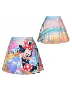 Fusta Minnie Mouse & Daisy copii 3-8 ani