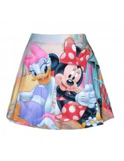 Fusta Minnie Mouse & Daisy copii 3-8 ani