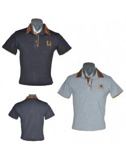 Tricou cu guler barbati Aksin Collection M-XL