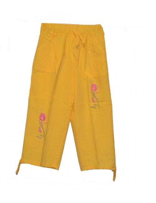 Pantaloni de vara colorati, pentru fetite