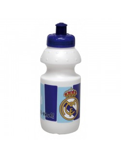 Sticla plastic alb Real Madrid 380 ml