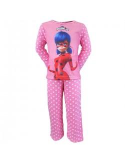 Pijama lunga Miraculos Buburuza 4 ani