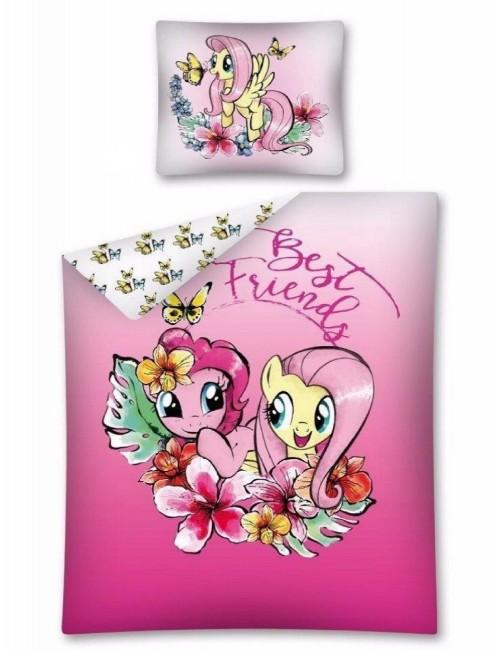 Lenjerie de pat My Little Pony 140 x 200 cm