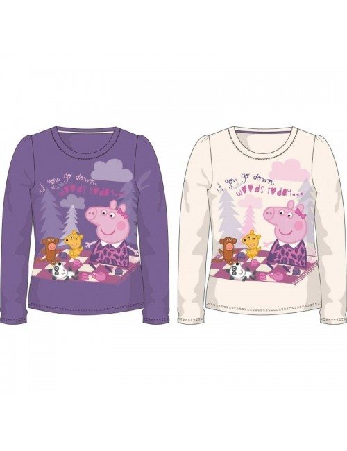 Bluza Peppa Pig copii  98 - 128 cm