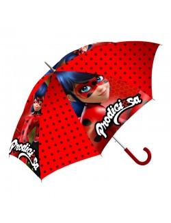 Umbrela manuala Buburuza Miraculoasa 42 cm