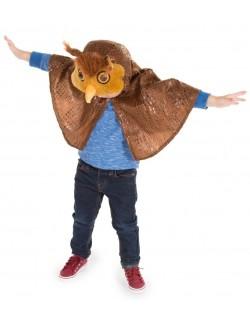 Costum poncho Bufnita copii 3-7 ani