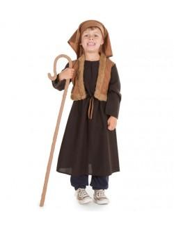 Costum Păstor 1 serbare Crăciun copii 3-7 ani
