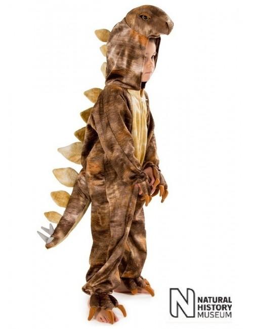 Costum Dinozaur Stegosaurus copii 3 - 9 ani