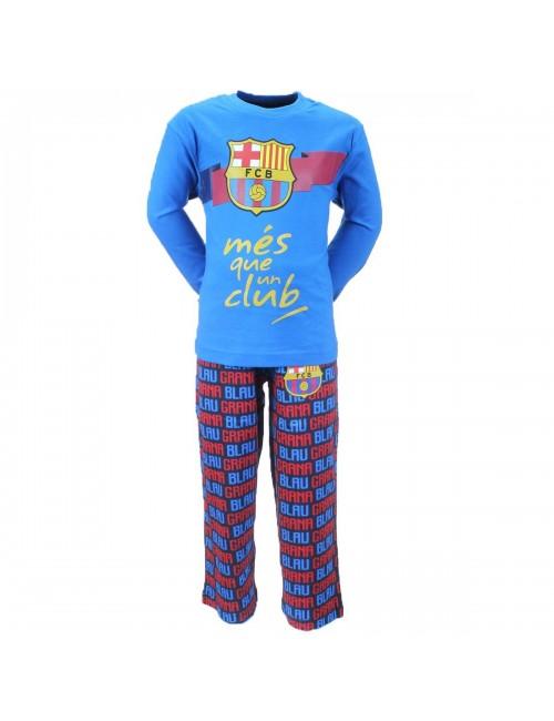 Pijama FC Barcelona copii 4-12 ani
