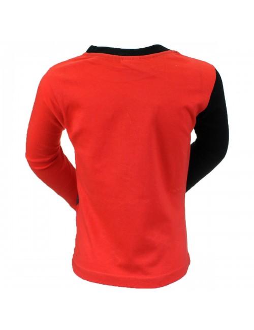 Bluza Ladybug maneca lunga 3 - 8 ani
