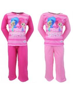 Pijama Shimmer si Shine, copii 2 - 3 ani