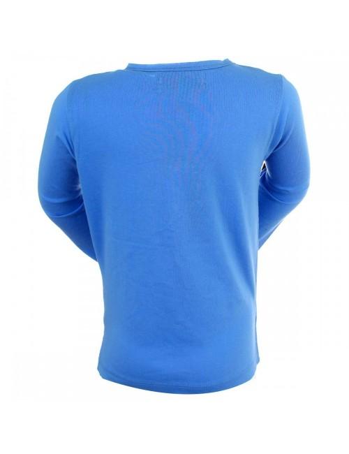 Bluza Lee Cooper albastra copii 6 - 14  ani