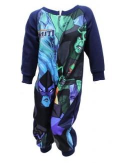 Pijama salopeta fleece Gormiti 2-3 ani