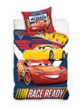 Lenjerie pat Disney Cars Race Ready 160 x 200 cm