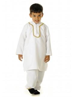 Costum baiat indian 3 - 7 ani