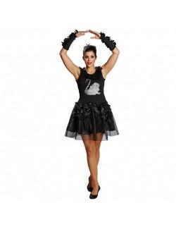 Costum Lebada Neagra femei 32 si 42