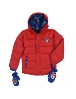 Jacheta iarna Paw Patrol 3-6 ani, rosie