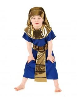 Costum carnaval Faraon copii 5 - 9 ani