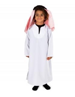 Costum Baiat din Orientul Mijlociu 3-7 ani