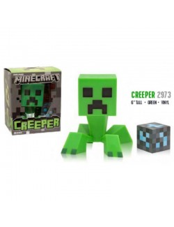 Figurina Minecraft Creeper 15 cm, vinil