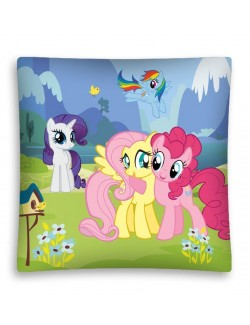 Fata de perna My little Pony 40 x 40 cm