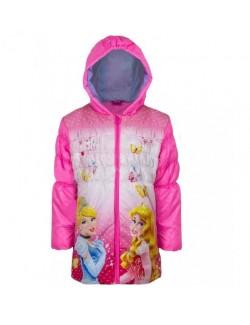 Jacheta iarna Printese Disney: Cenusareasa si Aurora 3-6 ani