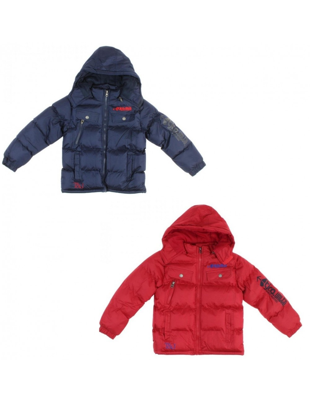 Jacheta de iarna baieti 6-14 ani Tom & Jo