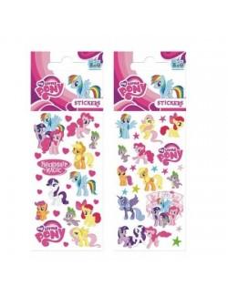 Set autocolante Micii ponei - My little Pony