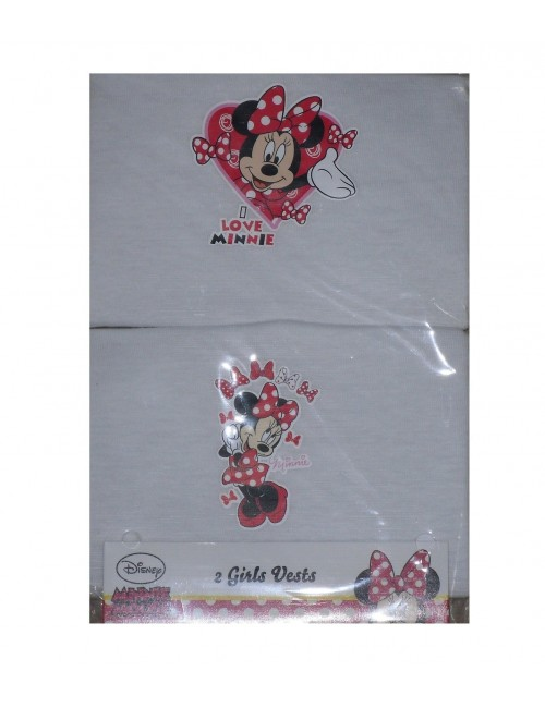 Set 2 Maiouri de corp Minnie Mouse