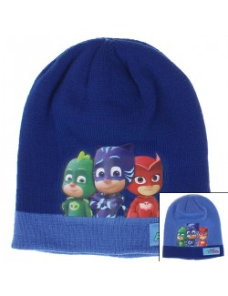 Caciula PJ Masks - Eroii in pijamale, copii
