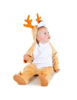 Costum Micul Ren bebelusi 6-18 luni
