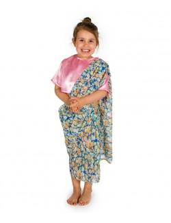 Costum fetita indiana - Sari 3-5 ani