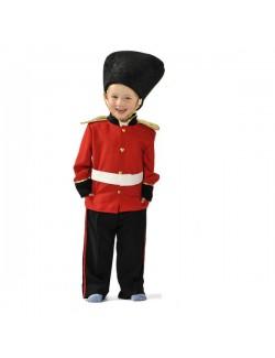 Costum Soldat garda Palat 3-7 ani