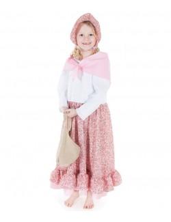 Costum Vanzatoare de flori - Florareasa 5-9 ani