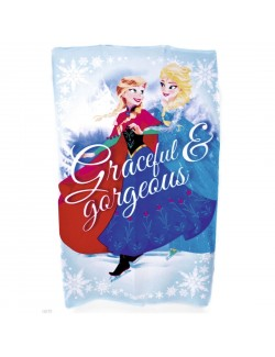 Paturica Frozen Ana si Elsa Graceful 100 x 150 cm