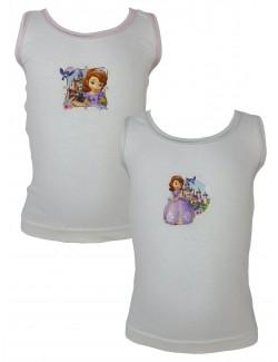 Set 2 Maiouri de corp copii, Disney Sofia Intai