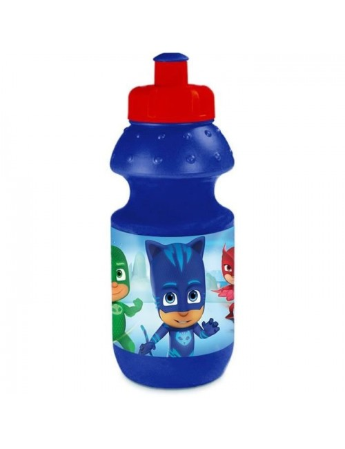Sticla plastic  Eroii in pijamale PJ Masks 400 ml