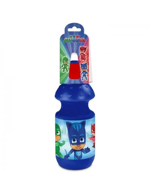 Sticla plastic  Eroii in pijamale PJ Masks 400 ml