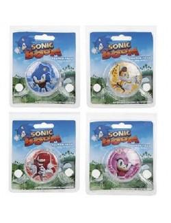 Jucarie Yoyo cu led Ariciul Sonic si prietenii sai