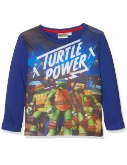 Bluza albastra Testoasele Ninja copii 3 - 8 ani