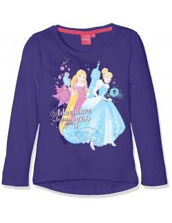 Bluza Printesele Disney: Cenusareasa si Rapunzel 3-6 an