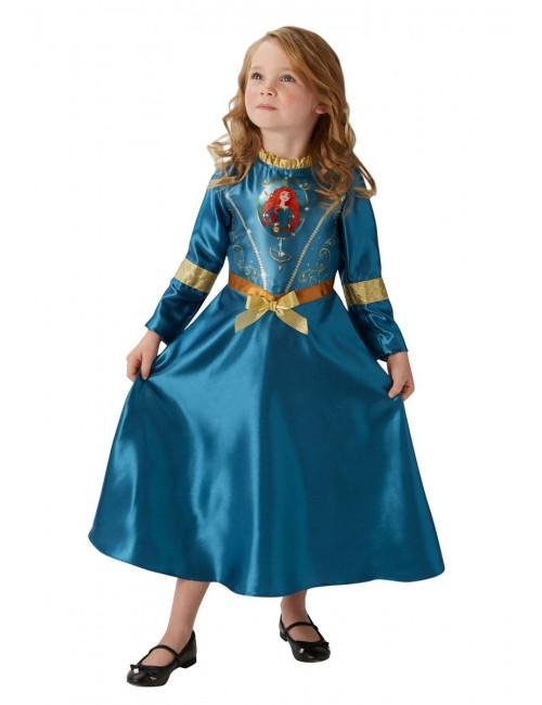 Costum Merida Fairytale Disney Brave 3-8 ani
