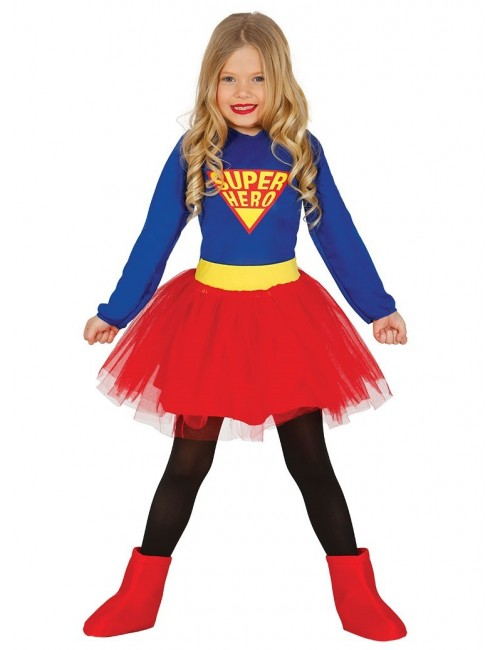 Rochie Super Hero copii 5-12 ani