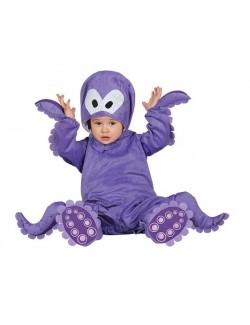 Costum Caracatita (Octopus) bebelusi 12-24 luni