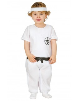 Costum Baby Kung Fu 12-24 luni