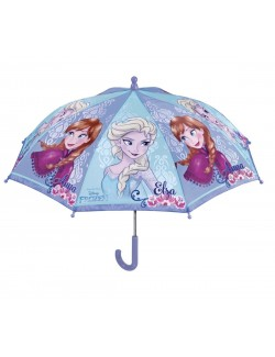 Umbrela manuala Disney Frozen 38 cm