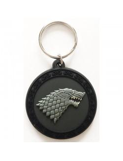 Breloc Game of Thrones - Casa Stark