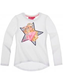 Bluza cu maneca lunga Barbie Star 2 - 4 ani