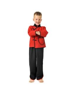 Costum baiat chinez, 3 - 7 ani